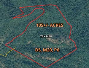 105 +/- Acres Land Raleigh County, WV