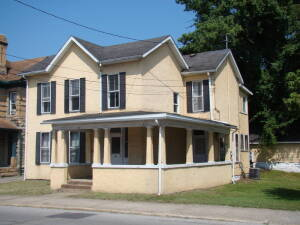 Main Street Buckhannon Real Estate