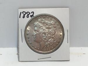 1896 S Gold Half Eagle, Silver Dollars, Proof Sets