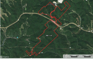 Prime Income Producing 960 +/- Acre Land