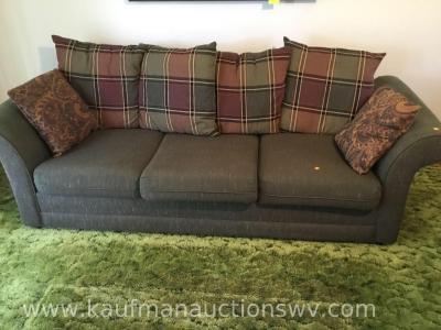 8 foot sleeper sofa, 6 foot sofa