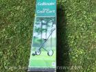 Golfmate steel golf cart