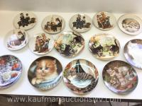 Norman Rockwell, Marianne Lasher and more collectors plates