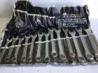 Pittsburgh Combination wrench set 6 MM to 32 MM