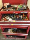 Contents of toolbox