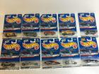 10 - 2000 1st editions hot wheels