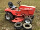 Gravely 16-G professional lawn mower