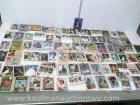 Assortment of mostly 70s baseball cards