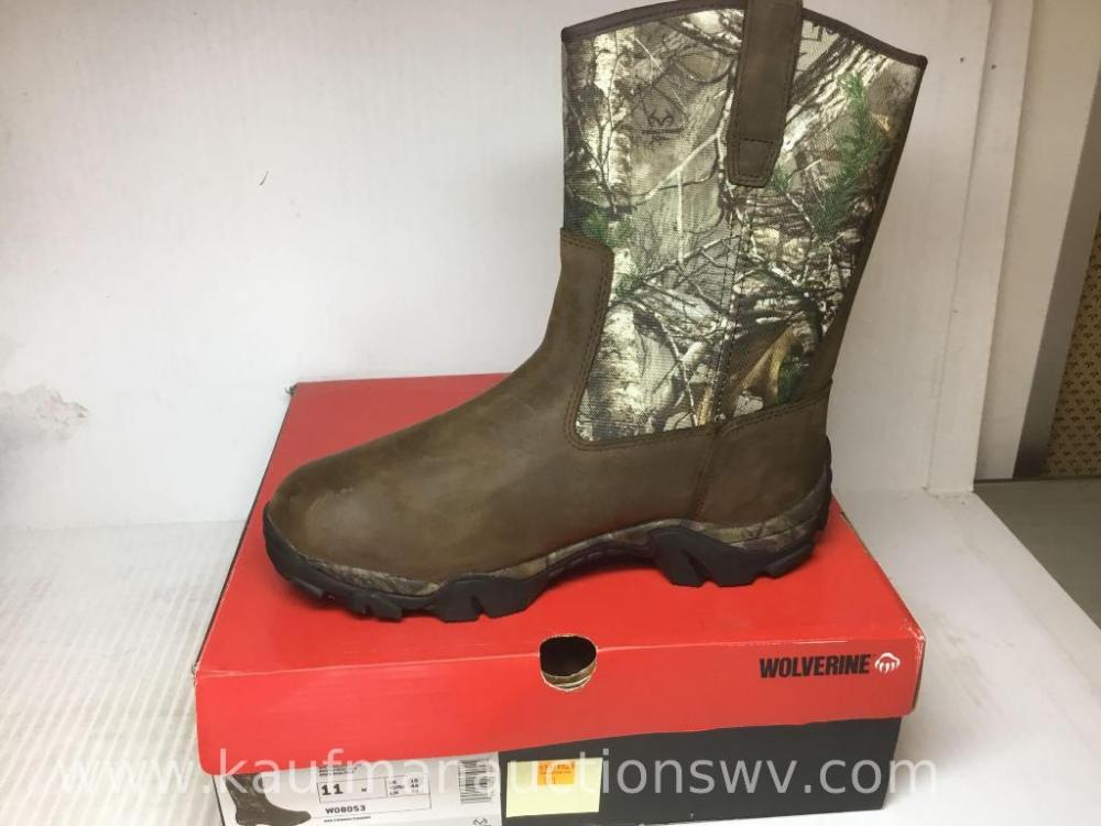 coyote XTR insulated boot size