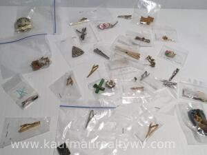 Selection of pins