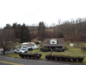 Harrison County Home & 16.27 Acres