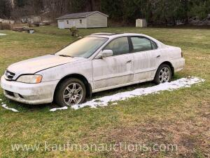 1999 Acura TL Vin#19UUA564XXA011082 Have TITLE ( FOR JUNK)