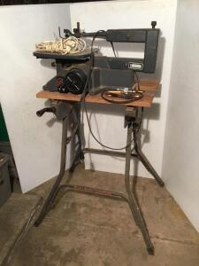 Craftsman 16 inch scroll saw