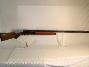 Browning magnum Semi Auto 12 gauge -serial #2v 44601