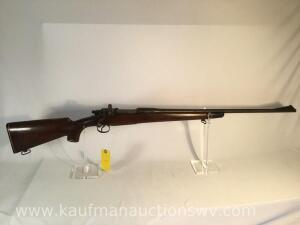 Winchester model 1917 30 cal military rifle -serial #190354