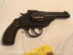 River Johnson cycle works model Fitchburg Mass revolver caliber na Serial # 37994