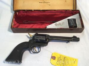 Hawes Firearm model 21S revolver 22 Magnum serial # 595941