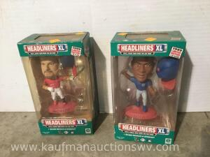 Headlines XL 1999 Maguire and Sosa figures