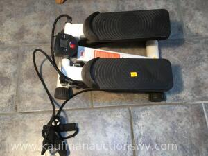 Bell Exercise Stepper