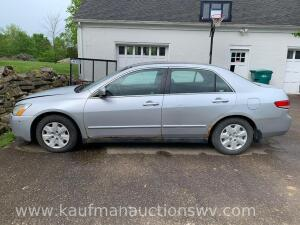 2003 honda accord vin # 1hgcm56393a006489 have title