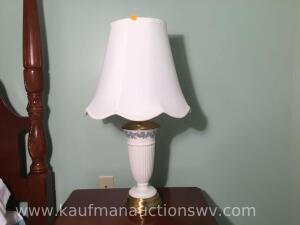 Electric table lamp