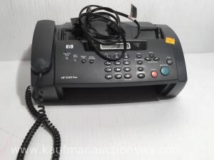 HP 1040 fax machine