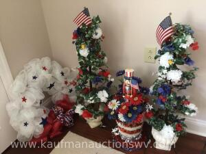 Patriotic Decor