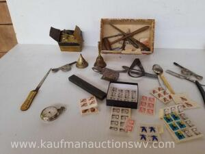 Selection of collectible pieces