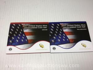 2016 United States mint uncirculated coin set