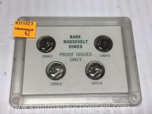 Roosevelt proof dimes