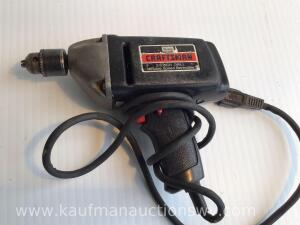 3/8 inch electric drill