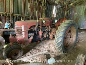 J. I. Case tractor serial #5045157SC