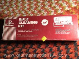 Outers Rifle cleaning kit