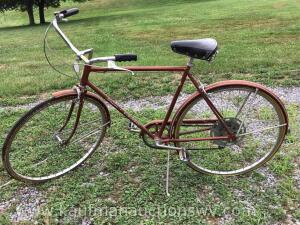 Schwinn suburban men's bike