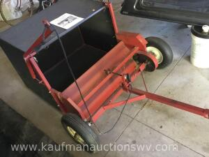 Estate turf groom model CM136 lawn sweep