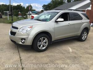2015 Chevrolet equinox LT all-wheel-drive-VIN# 2GNFLFEKXF6264591