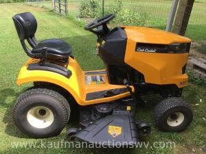 2018 Cub cadet LT 50 inch-XT1 Enduro series Hydrostatic Drive riding lawnmower