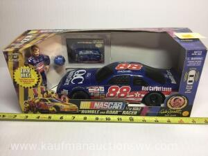 1/18 scale number 88 rumble and roar racer
