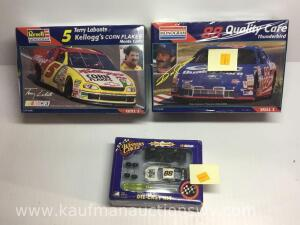 1/24 scale number five and number 88, Diecast model kits