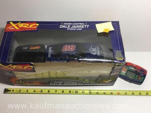 Radio control dale Jarrett stock car