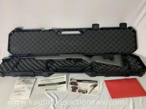 Ruger 10-22 22LR custom shop serial #CS2-00441 Competition barrel