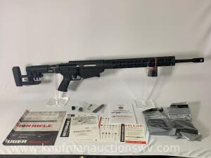 Ruger Precision Model 18016 6mm creedmoor serial# 1801-28077