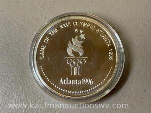 Game of the XXVI Olympic Atlanta 1996