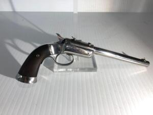 J Stephens 22 LR single shot mint bore serial number 22054