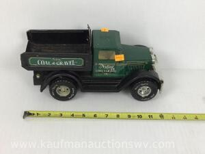 Nylint coal and gravel Company metal toy truck