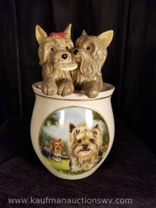 Bradford Exchange Cookie Jar