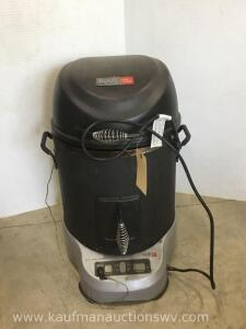 Char-broil electric smoker and roaster