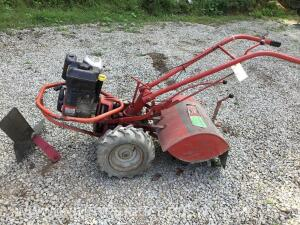 7 hp Rear tine Gasoline powered Rototiller