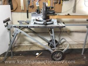 "Portable 12"" delta industrial compound miter saw"