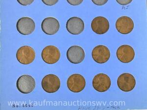 64D mint Lincoln cents